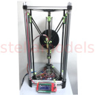 3DP-KIT Mini Kossel 3D Printer Kit (2020, linear rails, geared extruder)