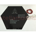 3DP-P019B MK3 Hexagon 265mm 12V/24V Alumimum PCB Heatbed for Delta Rostock 3D Printer
