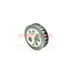3RAC-3PY/23 Aluminum Center Pulley Gear T23