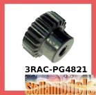 3RAC-PG4821 48 Pitch Pinion Gear 21T (7075 w/ Hard Coating)