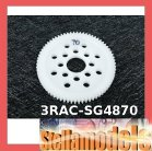 3RAC-SG4870 48 Pitch Spur Gear 70T
