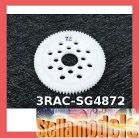 3RAC-SG4872 48 Pitch Spur Gear 72T