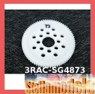 3RAC-SG4873 48 Pitch Spur Gear 73T
