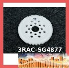 3RAC-SG4877 48 Pitch Spur Gear 77T