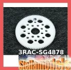 3RAC-SG4878 48 Pitch Spur Gear 78T