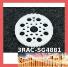 3RAC-SG4881 48 Pitch Spur Gear 81T