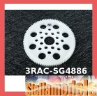 3RAC-SG4886 48 Pitch Spur Gear 86T