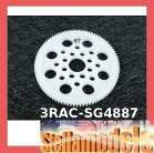 3RAC-SG4887 48 Pitch Spur Gear 87T