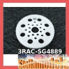 3RAC-SG4889 48 Pitch Spur Gear 89T