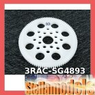 3RAC-SG4893 48 Pitch Spur Gear 93T