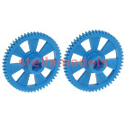 A18-25 Nylon Spur Gear Set For RC18
