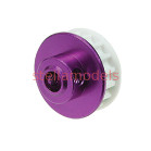 CY-17/PU Aluminium Belt Pulley For Hot Bodies Cyclone