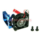 M18T-04/BU Aluminium Motor Mount W/ Cooling Fan For M18T