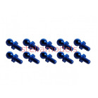 M18T-07/BU Aluminum Ball Stud Set For M18T