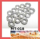 MT-018 Full Set Bearing / 15 Pcs For Losi Mini-T