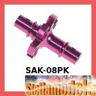 SAK-08/PK Front Solid Axle for Sakura Zero
