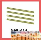 SAK-27U Suspension Inner Titaium Coated Pin Set for Sakura Zero