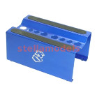 ST-12/BU Aluminium Setting Stand for 1/8 EP / GP - Blue
