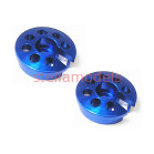(V3R-042B) Aluminum Spring Bottom Cap (R) For V One RRR