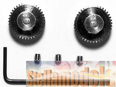 53407 0.4 Pinion Gear (38T, 39T)