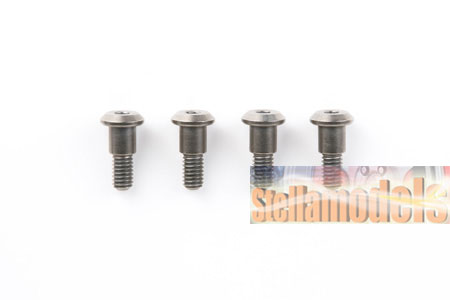 54102 CR-01 Reinforced King Pin (4pcs)