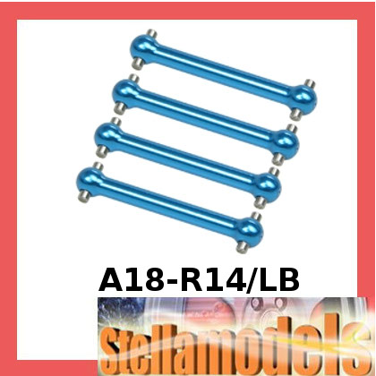 A18-R14/LB Dog Bone Set For RC18-R