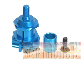 F104-11/LB 14mm Wheel Hub Locker For Tamiya F104