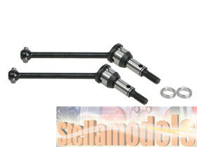 FW06-08  Rear Swing Shaft +2 Offset For Kyosho FW06