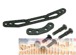 M04M-04/WO F&R Graphite Stiffener for M-04 Series