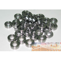 MBB-58502P Ball Bearing PARTIAL Set for #58502 Blitzer Beetle (2011) w/ESC+BONUS ITEM