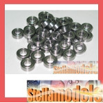 MBB-TA02 Ball Bearing Set for TA02SW Chassis Cars