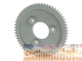 MTX4-0858/V3 Derlin Spur Gear 0.8 Pitch 58T Ver.3 for Mugen MTX4