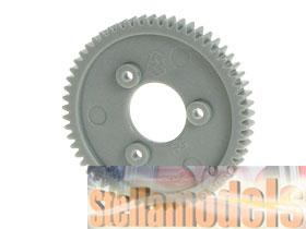 MTX4-0859/V3 Derlin Spur Gear 0.8 Pitch 59T Ver.3 for Mugen MTX4
