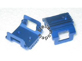 MZM-002 Battery Heatsink / 1 pairs For Mini-Z Monster