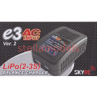 SK-100081-03 e3 Ver. 2 LiPo(2-3S) Balance Charger (AC INPUT)