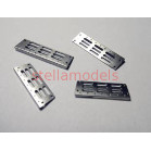 Metal Cab Step (4Pcs.) for TAMIYA 1/14 56312 Volvo FH12 Tractor Truck (T-3003) [CChand]