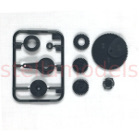 19225077 T Parts for 56019 1/16 LEOPARD 2A6 German R/C Modern Tank