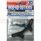 54720 TA07 Carbon Damper Stay (Front)