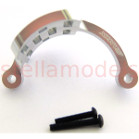 #WW-6030/SI Aluminum motor guard for WR-02 Chassis (Silver)