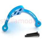 WW-6030/LB Aluminum motor guard for WR-02 Chassis (Blue)