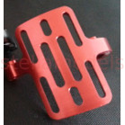 #WW-6030/RE Aluminum motor guard for WR-02 Chassis (Red)