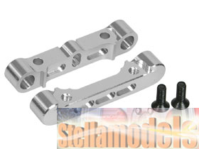 ZX5-02/SI Aluminum Front Suspension Mount Set For Kyosho Lazer ZX-5