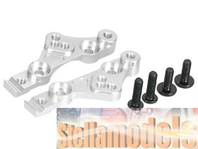ZX5-04/SI Aluminum Turnbuckle Mount For Kyosho Lazer ZX-5