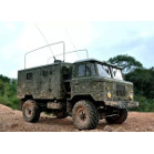 GC4M 1/10 4x4 2-Speed Command Post Vehicle Kit