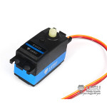 Low profile servo for steering/differential lock (0.13s 4kg) [LESU]