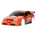 51555 Alfa Romeo 155 V6 Jagermeister Body Parts  [UNPAINTED]