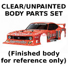 51561 Zakspeed Jagermeister Ford Capri Turbo Gr.5 Body Parts Set