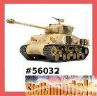 56032 RC Super Sherman - Full Option Kit