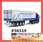 56319 3 Axle Reefer Semi Trailer