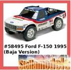 58495 TA02T Ford F-150 1995 (Baja Version) w/ESC